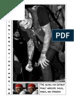 Criminal Behavior Fanzine, Issue 12