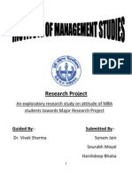 Researchreport Selected