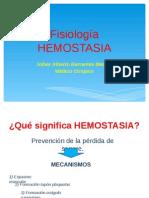 Clase Fisiologia Hemostasia