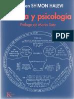 Shimon Halevi Zev - Kabala Y Psicologia