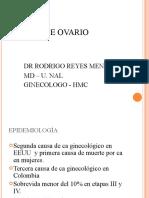 2.Cancer de Ovario