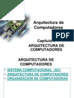 4 Arquitectura de Computadores