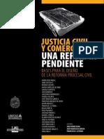 Libro Justicia Civil y Comercial Noviembre2006