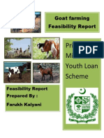 Final Report of Goat Farming