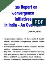 ConvergenceC Initiative in INdia Presentation