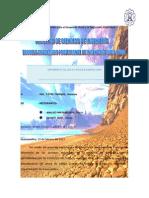 Informe de Geología Perfil Estratigrafico