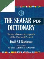 Seafaring Dictionary 2009 Blackmore 0786442669
