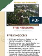 Classification Biodiversity Final