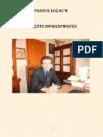 Franck Lozac'h Eléments Biographiques