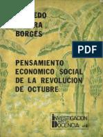 Guerra Borges - Pensamiento Economico Social de La Revolucion de Octubre