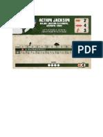 Dust Tactics v2.0 Ref Cards