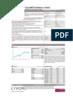 Lyxor ETF EuroMTS Inflation Linked