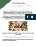 Altares Para Dia de Muetos (Raices Prehispanicas)