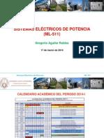 Clase N° 01 - ML 511 - 17-03-2014