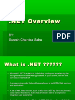 .NET Over View