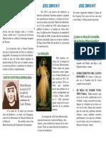 Coronilla de La Divina Misericordia Www.sorfaustina.com.Ar