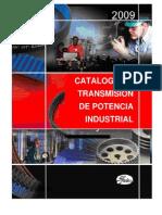 Catálogo GATES de Transmisión de Potencia Industrial 2009