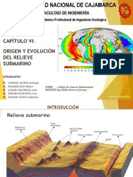 Cap.6. Origen y Evolucion Del Relieve Submarino