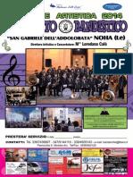 Stagione 2014 Concerto Bandistico San Gabriele dell'Addolorata