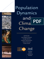 Demo Pop Dynamics Climate Change