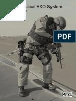 Petzl Tactical EXO System