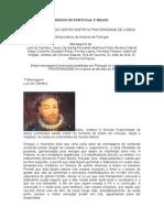 MISSÃO de PORTUGAL E BRASIL Mensagens Psicografadas de Missionários Da Historia de Portugal
