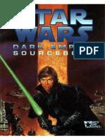 Star Wars RPG d6- Dark Empire Sourcebook