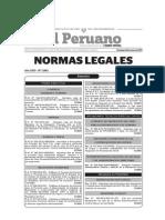 Normas Legales 25-05-2014 [TodoDocumentos.info]