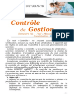 Cours Controle de Gestion 1-2 AGRAD
