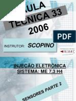 Umec 33 2006 Scopino Injecao