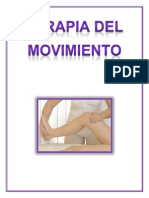 Terapia Del Movimiento