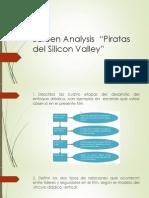 "Screen Analysis ""Piratas Del Silicon Valley"""