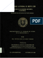 Tesis Mexico