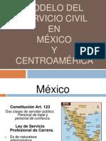 Servicio Civil MExico y Centro America Final.pptx