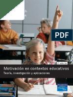 Motivacion en Contextos Educativos