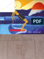 Waterlust Alaia Manual