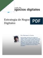 Estrategia Negocios Digitales Ednd