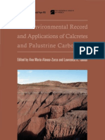 Paleoenvironmental Record and Applications of Calcretes and Palustrine Carbonates (Special Paper) by Ana Maria Alonso-zarza and Lawrence H. Tanner (Jan 2006)