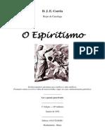 D Correa - O Espiritismo