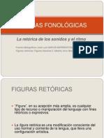 Figuras Retóricas Fonológicas Según García Barrientos