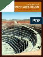 Open Pit Slope Design 2009.pdf