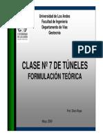 Clase7_TunelesEsfuerzosAlrededor_1 Calculo de Esfuerzo