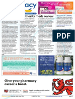 Pharmacy Daily for Mon 26 May 2014 - Authority meds review, Self-funding an issue, Advanced credentials and much more