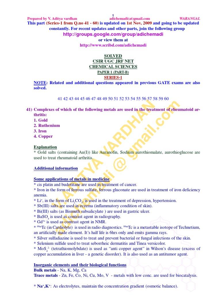 10322039 csir ugc jrf net chemistry paper 1 part b series 1 10322039 csir ugc jrf net chemistry paper 1 part b series 1 cytochrome hemoglobin biocorpaavc
