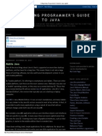 A Beginning Programmer's Guide to Java_ Applet