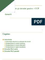 08. Inductanţa. Circuite RL În Curent Continuu,Alternativ Şi Tranzitoriu. (Curs 8)