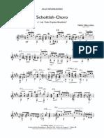 Schottish-Choro (Suite Popular Brasileira) (VILLA-LOBOS) GtA