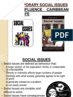 social issues affecting family