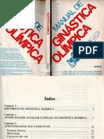 Manual de Ginástica Olímpica
