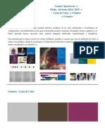 Carta de Color Oto-Inv. Cosmico